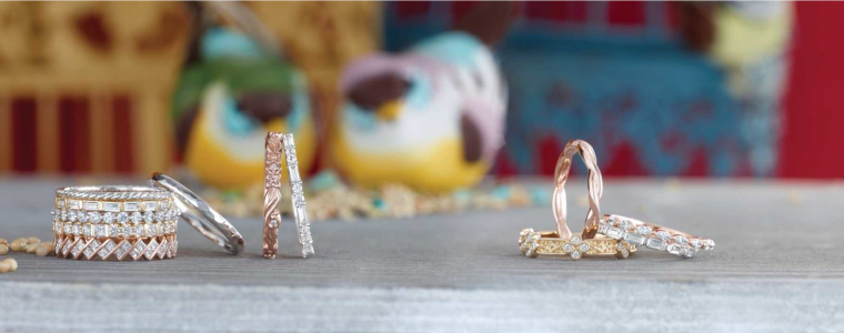 Should picking a wedding band be a difficult decision?